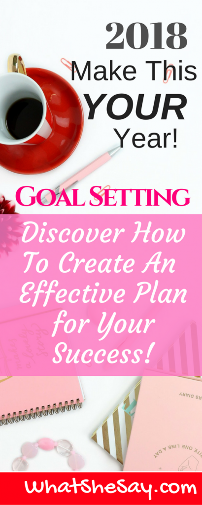 Goal Setting - Creating A 5 Year Plan
