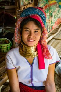 woman in thailand
