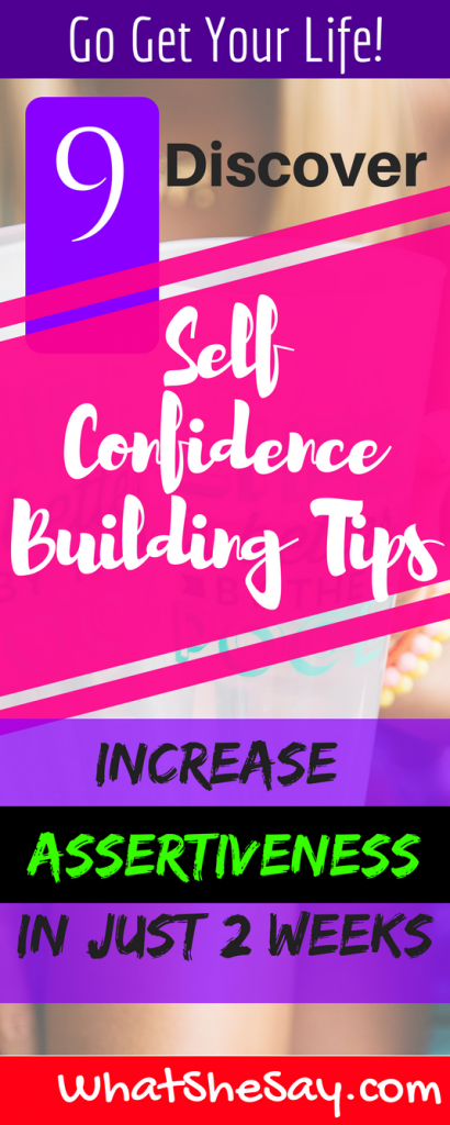 9 Self Confidence Building Tips for Women: How to Gain Assurance in 14 Days or Less