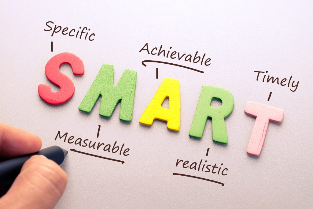 SMART Goals - Establishing your life goals