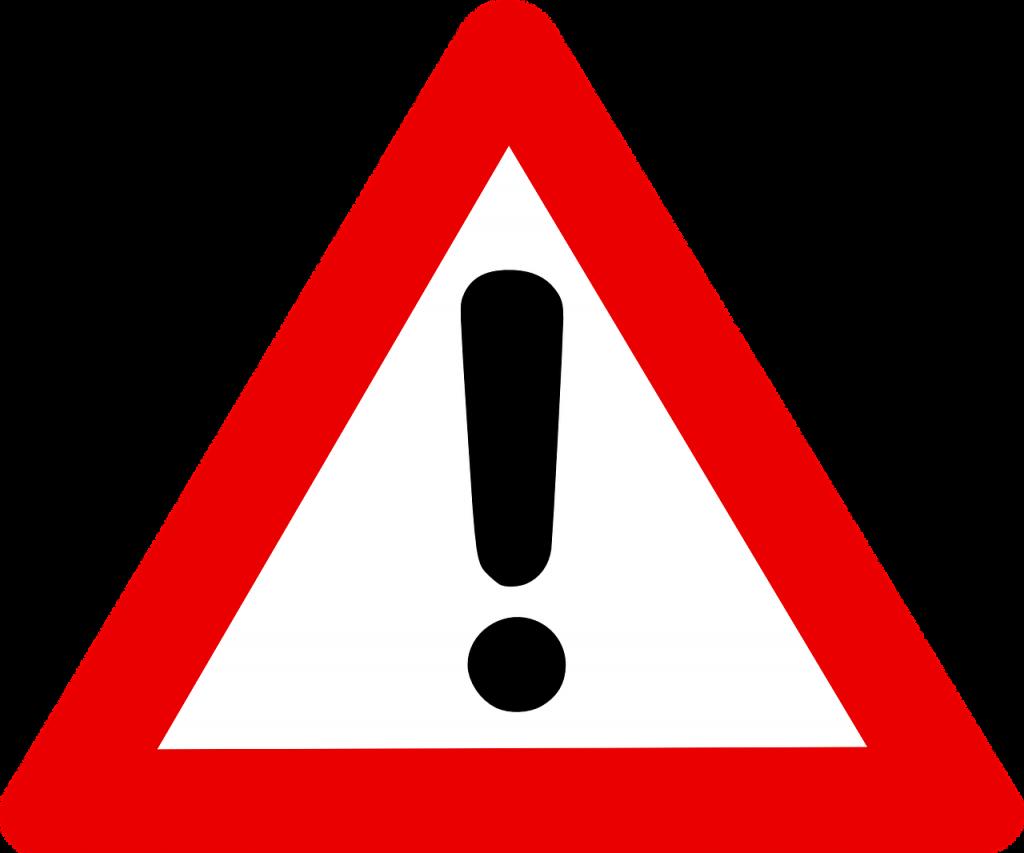 warning-sign procrastination