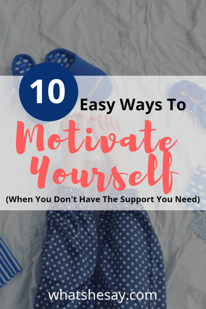 10 easy ways to motivate yourself